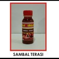 Jual Oleh oleh Khas Surabaya Sambal Terasi Hot Melotot