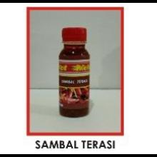 Oleh oleh Khas Surabaya Sambal Terasi Hot Melotot