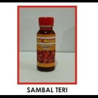Jual Oleh oleh Khas Surabaya Sambal Teri Jawa Hot Melotot