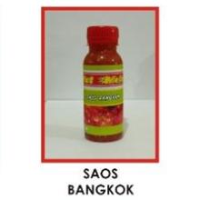 Oleh oleh Khas Surabaya Saus Bangkok Hot Melotot