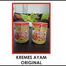 Oleh oleh Khas Surabaya Kremes Ayam Original Hot Melotot