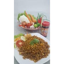 Oleh oleh Khas Surabaya Bumbu Nasi Goreng Hot Melotot