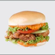 Amazy Chicken Burger Crips
