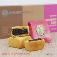 MARGUERITE STRAWBERRY CAKE