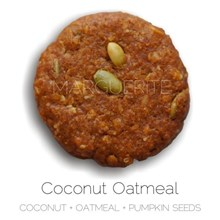 MARGUERITE COCONUT OATMEAL COOKIES – HEALTHY COOKIES