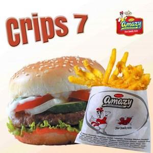 AMAZY CRIPS 7