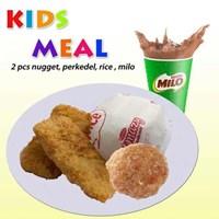 AMAZY KIDS MEAL 1