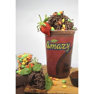 AMAZY CHOCOLATE STRAWBERRY