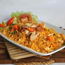 AMAZY SPICY FRIED RICE