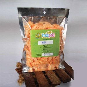 MAGFOOD SNACK POKA-POKI RASA PIZZA 80 GRAM