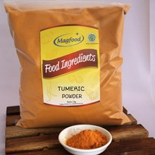 MAGFOOD TUMERIC POWDER BERAT 1 KG