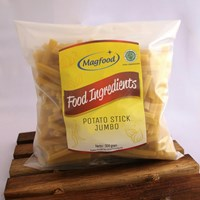 MAGFOOD POTATO STICK JUMBO 500 GR 1