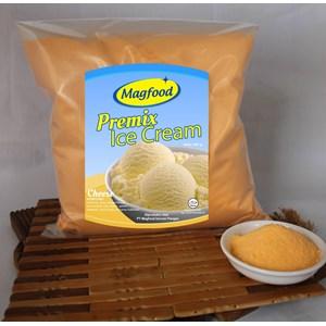 MAGFOOD PREMIX CREAM CHEESE ICE CREAM 960 GRAM