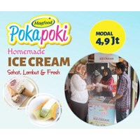 MAGFOOD PAKET USAHA ICE CREAM