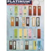 PVC Door Platinum
