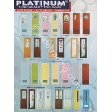 PVC Door Platinum