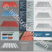 Galvalume Roof Spandex Wave