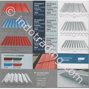 Sell Galvalume Roof Spandex Wave from Indonesia by CV