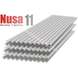 Asbes Nusa Gelombang 11