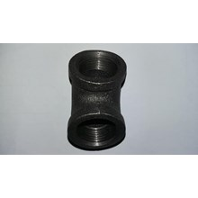 Screw Fittings Elbow 90d Hitam