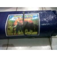 Jual Terpal plastik 5 meter x 7 meter cap gajah 2
