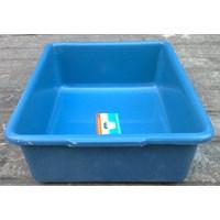 Jual Bak Segi plastik deluxe warna biru merk tms 2