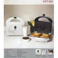 Jual alat pemanggang Sandwich kirin KST 360 2