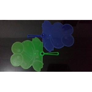 Dari Kipas plastik bentuk katak merk citra plastik. 1