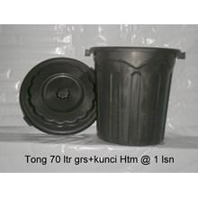 70 liter plastic barrel BOP