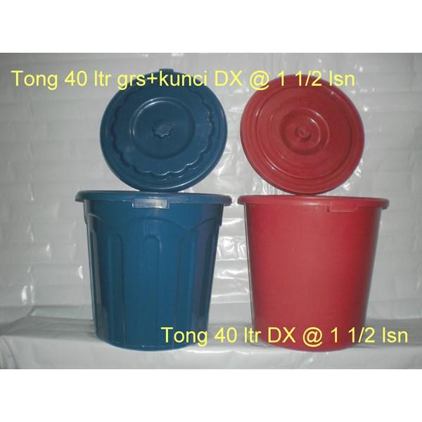 Tong 70 liter plastik BOP