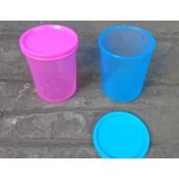 Gelas tutup plastik merk ASA kode 219 s
