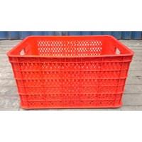 Distributor Keranjang industri krat plastik Super kuat merk Neoplast kode IC 168N 3