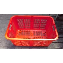 Keranjang industri krat plastik kode 1002 merk Rabbit
