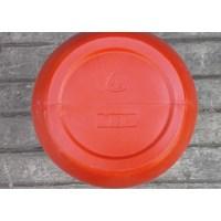 Jual produk plastik rumah tangga Gentong air 30 liter plastik warna merah merk pabrik AG 2