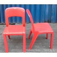 Distributor Kursi Plastik Elysee Lion Star Kode Ec1 Warna Merah 3