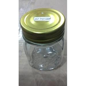 botol kaca 200 ml