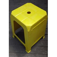 Jual Kursi Plastik Neoplast Warna Kuning 2
