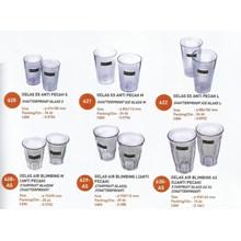 amenities restaurants and cafes Glass Ice Anti burst brand Lucky Star 620 628 630 632