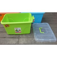 Distributor plastic household products containers favourite plastic box code brand Maspion L16  3
