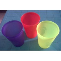 Beli gelas plastik keyko 2002 dan tipe cherry 2101 produk lemony 4