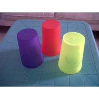Distributor gelas plastik keyko 2002 dan tipe cherry 2101 produk lemony 3
