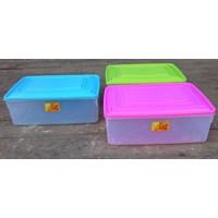 produk plastik rumah tangga Tepak segi plastik kode 1137 produk ASA plast 1