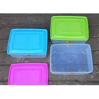 Distributor produk plastik rumah tangga Tepak segi plastik kode 1137 produk ASA plast 3