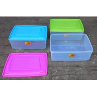 Beli produk plastik rumah tangga Tepak segi plastik kode 1137 produk ASA plast 4