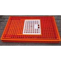 Distributor produk plastik pertanian Kandang keranjang ayam plastik besar kuat tebal kode 9606 merk Rabbit 3