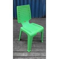 Beli Kursi Plastik Zaneta tebal kuat dan anti slip produk Lucky Star 4