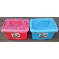 produk plastik rumah tangga Box plastik favourite container kecil S-6 kode BCC 015 merk Maspion 1