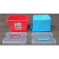 Distributor produk plastik rumah tangga Box plastik favourite container kecil S-6 kode BCC 015 merk Maspion 3