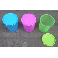 Distributor Gelas Plastik tutup warna warni kode 219 merk ASA 3