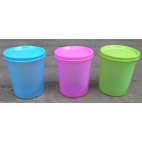 Beli Gelas Plastik tutup warna warni kode 219 merk ASA 4
